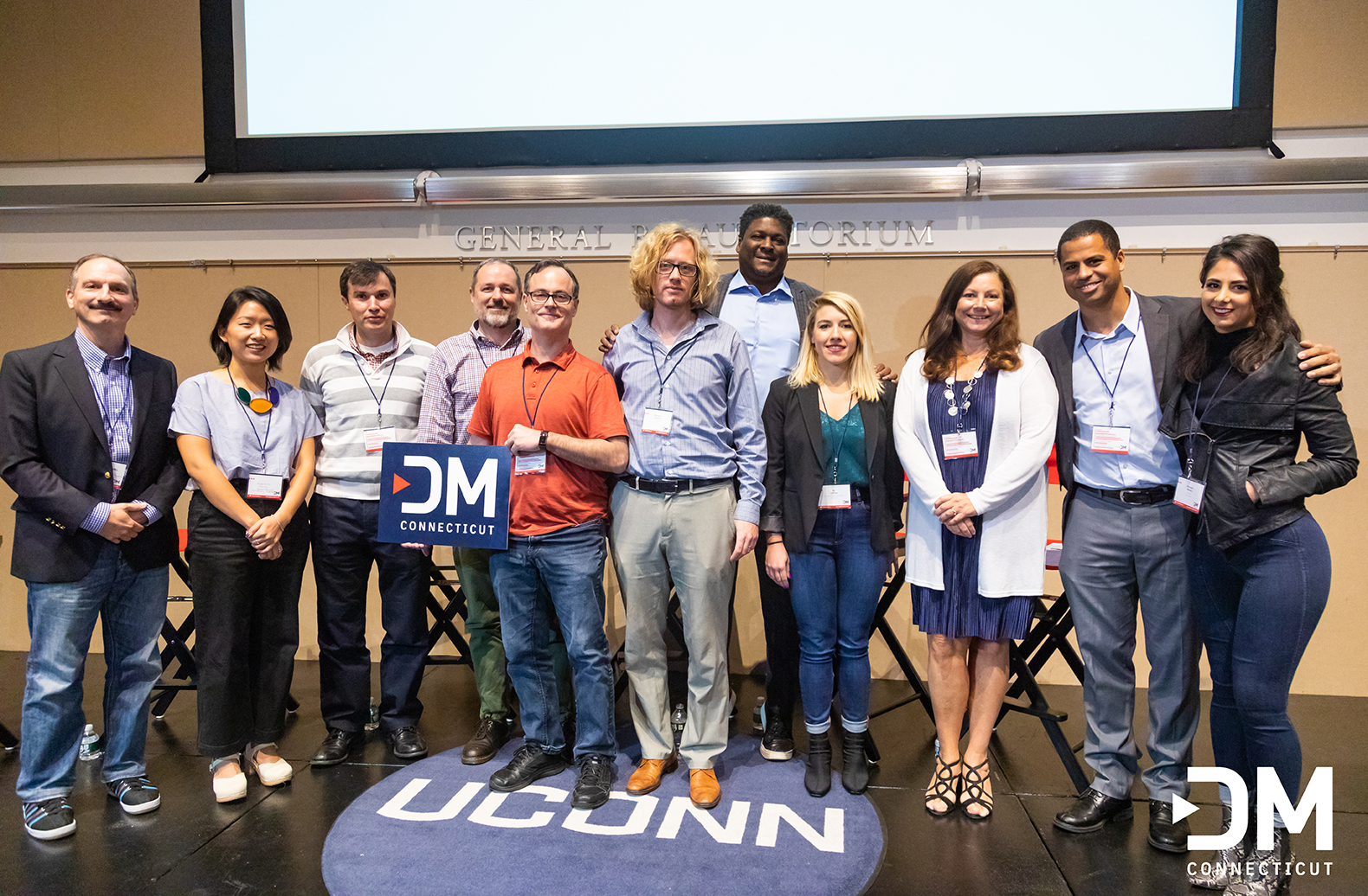 DMCT Summit Presenters at the 2019 Summit